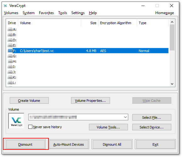 Combining Veracrypt, Google Backup & Sync, And Sql Server